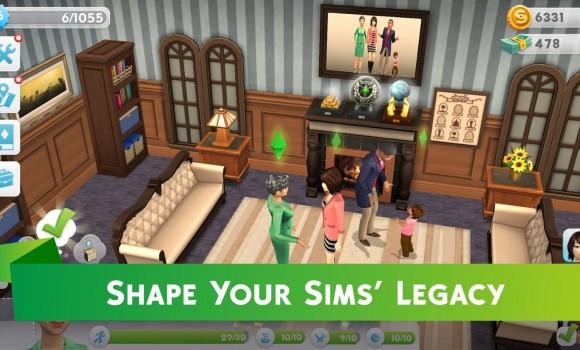 The Sims Mobile Ekran Görüntüleri - 2