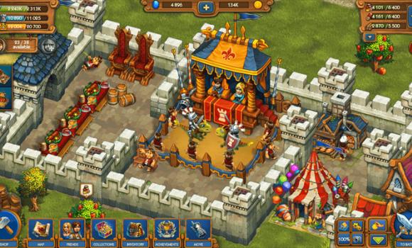 The Tribez & Castlez Ekran Görüntüleri - 3