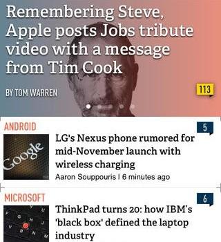 The Verge Ekran Görüntüleri - 3