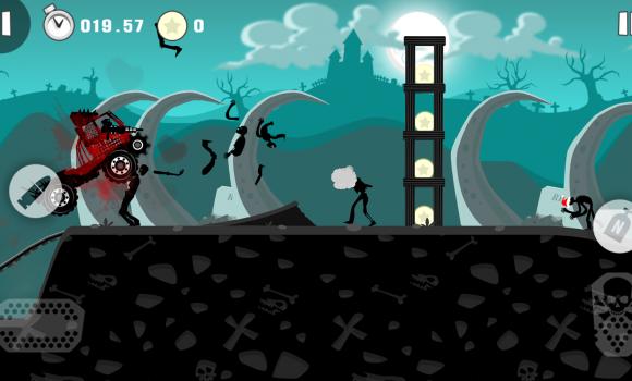 The Zombie Race Ekran Görüntüleri - 4