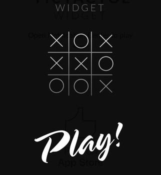 TicTacToe - Widget Edition Ekran Görüntüleri - 5