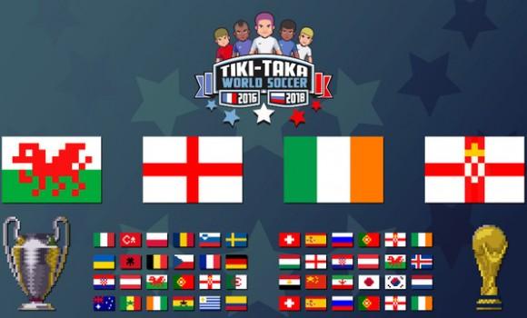 Tiki Taka World Soccer Ekran Görüntüleri - 5
