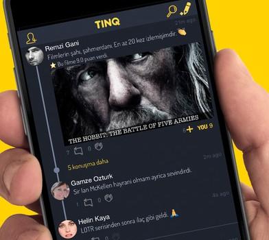 TINQ Ekran Görüntüleri - 5