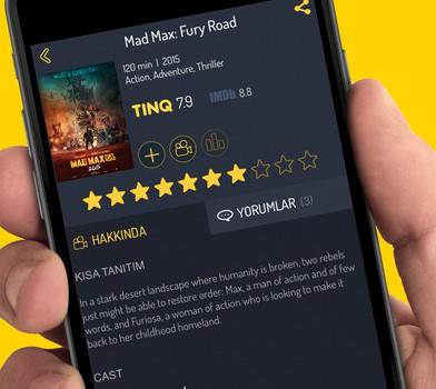 TINQ Ekran Görüntüleri - 2
