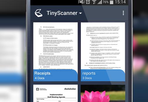 Tiny Scanner Ekran Görüntüleri - 1