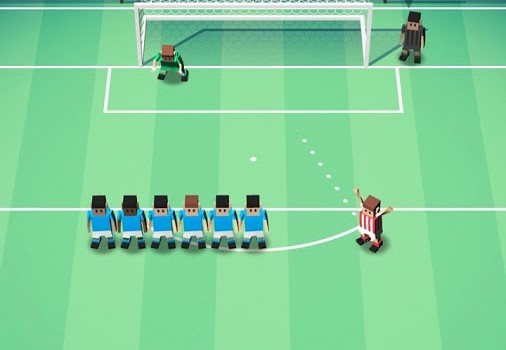 Tiny Striker: World Football Ekran Görüntüleri - 5