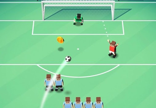 Tiny Striker: World Football Ekran Görüntüleri - 4