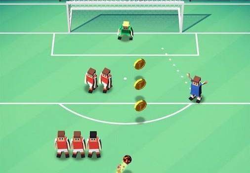 Tiny Striker: World Football Ekran Görüntüleri - 3