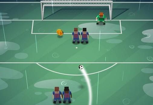 Tiny Striker: World Football Ekran Görüntüleri - 2