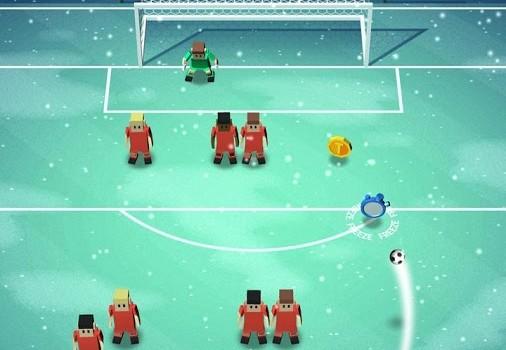 Tiny Striker: World Football Ekran Görüntüleri - 1