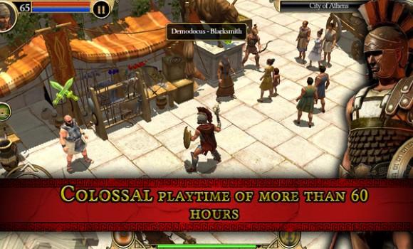 Titan Quest Ekran Görüntüleri - 3