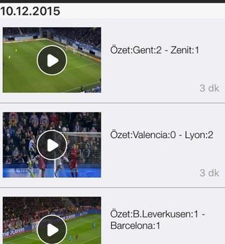 Tivibu Spor Ekran Görüntüleri - 2