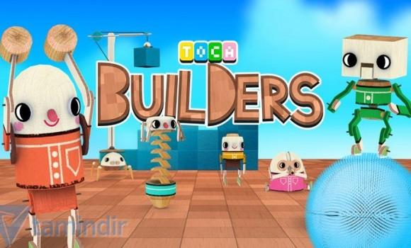 Toca Builders Ekran Görüntüleri - 5