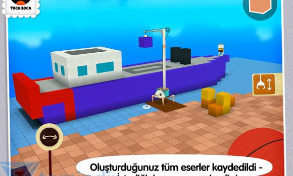 Toca Builders Ekran Görüntüleri - 4