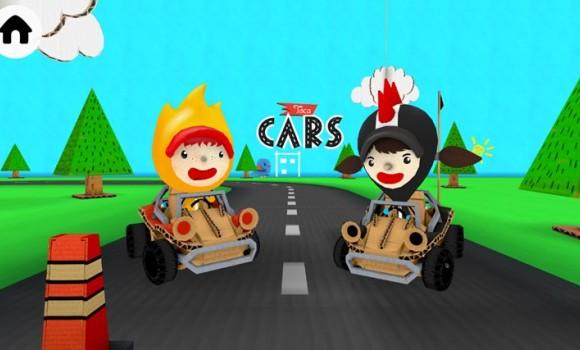 Toca Cars Ekran Görüntüleri - 1