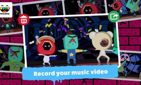 Toca Dance Ekran Görüntüleri - 1