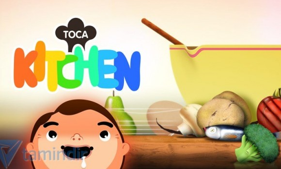 Toca Kitchen Ekran Görüntüleri - 5