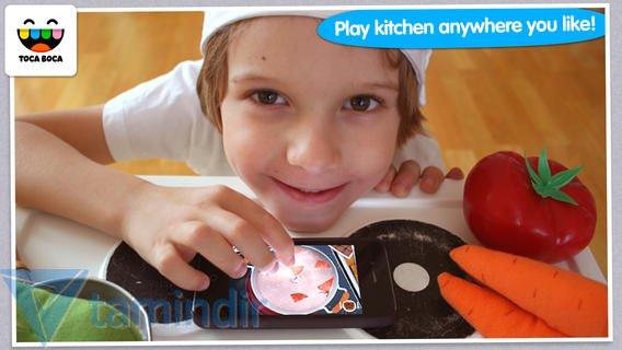 Toca Kitchen Ekran Görüntüleri - 1