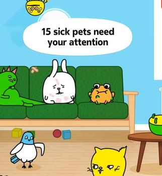 Toca Pet Doctor Ekran Görüntüleri - 4