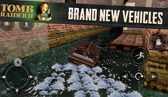 Tomb Raider 2 Ekran Görüntüleri - 3