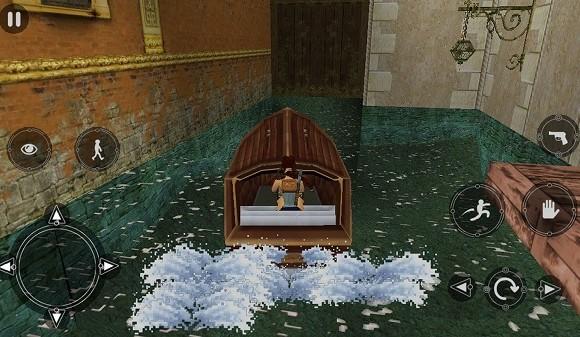 Tomb Raider 2 Ekran Görüntüleri - 1