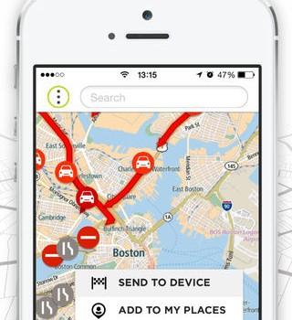 TomTom MyDrive Ekran Görüntüleri - 4