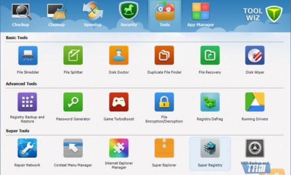 Toolwiz Care Ekran Görüntüleri - 1