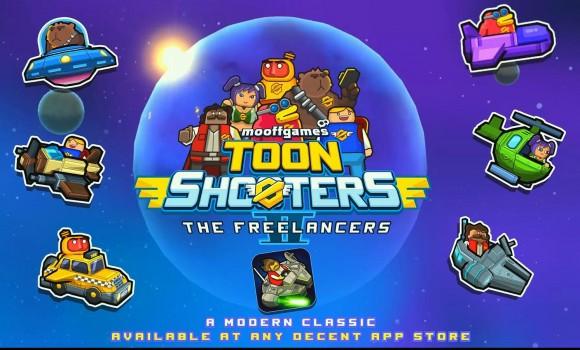 Toon Shooters 2: Freelancers Ekran Görüntüleri - 1