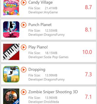 Top Apps Ekran Görüntüleri - 3