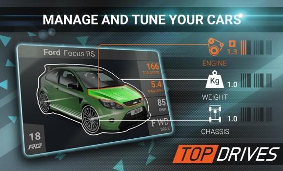 Top Drives Ekran Görüntüleri - 3