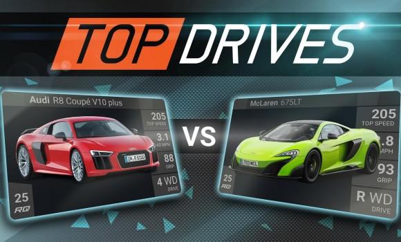 Top Drives Ekran Görüntüleri - 1