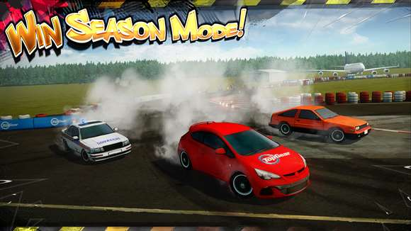 Top Gear: Drift Legends Ekran Görüntüleri - 4