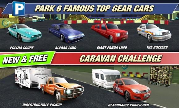 Top Gear: Extreme Parking Ekran Görüntüleri - 5