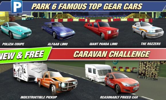 Top Gear: Extreme Parking Ekran Görüntüleri - 4