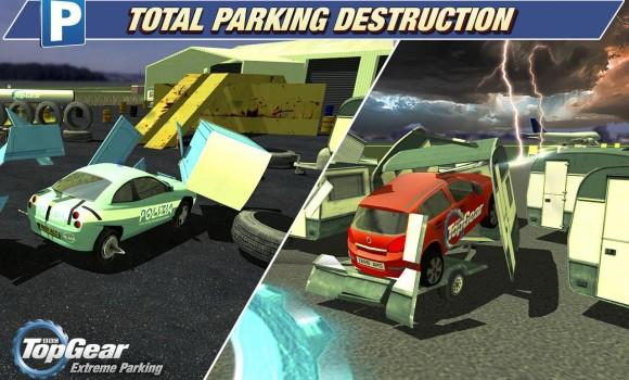 Top Gear: Extreme Parking Ekran Görüntüleri - 3