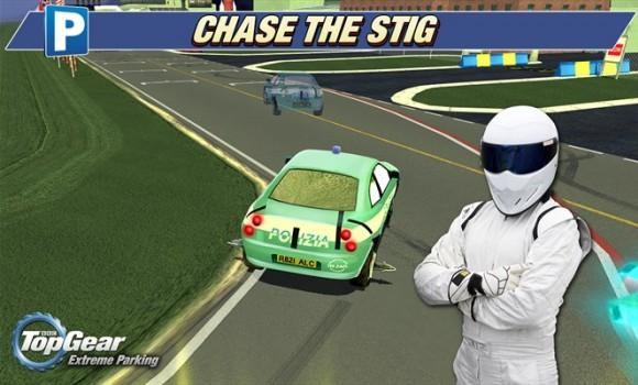 Top Gear: Extreme Parking Ekran Görüntüleri - 2