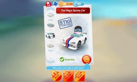 Top Gear: Race the Stig Ekran Görüntüleri - 2