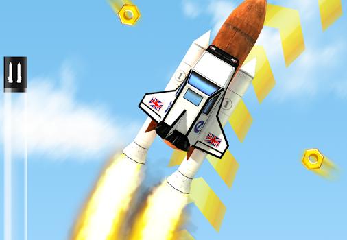 Top Gear: Rocket Robin Ekran Görüntüleri - 2