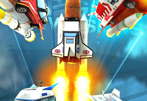 Top Gear: Rocket Robin Ekran Görüntüleri - 1