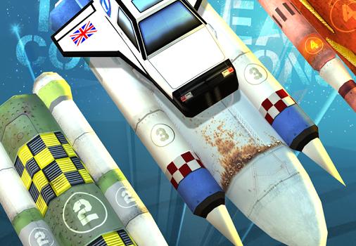 Top Gear: Rocket Robin Ekran Görüntüleri - 3