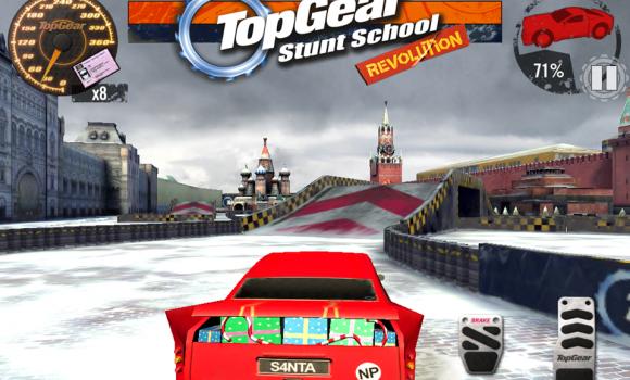 Top Gear: Stunt School Ekran Görüntüleri - 4