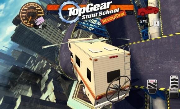 Top Gear: Stunt School Ekran Görüntüleri - 3