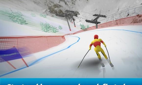 Top Ski Racing 2014 Ekran Görüntüleri - 3