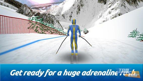 Top Ski Racing 2014 Ekran Görüntüleri - 2