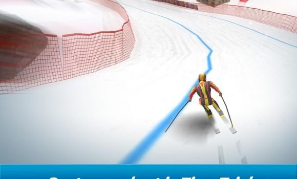 Top Ski Racing 2014 Ekran Görüntüleri - 1