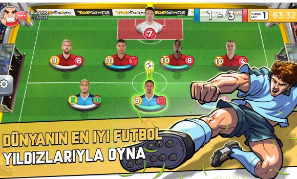 Top Stars Football Ekran Görüntüleri - 1