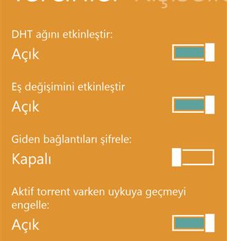 Torrex Lite Ekran Görüntüleri - 1