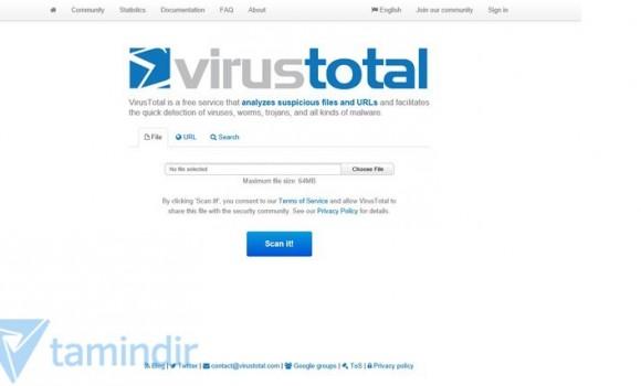 Total Virus Scanner Ekran Görüntüleri - 2