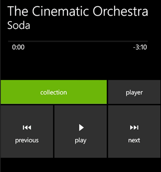 Touch Music Free Ekran Görüntüleri - 1