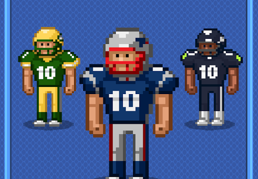 Touchdown Hero: New Season Ekran Görüntüleri - 1